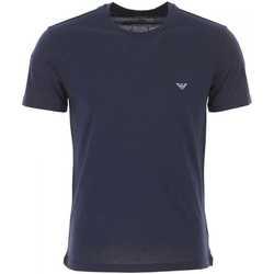 Clothing Men Short-sleeved t-shirts Armani 1110190P578_00135navyblue blue