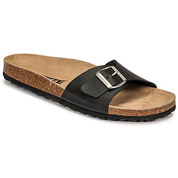 Shoes Women Mules So Size OLOHA Black