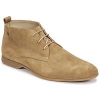 Shoes Men Mid boots Carlington EONARD Beige
