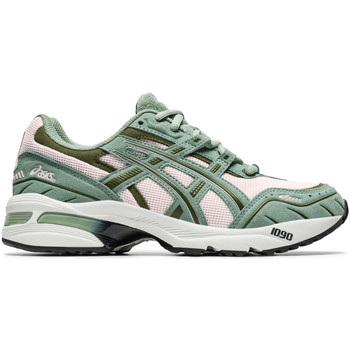Shoes Women Running shoes Asics Chaussures femme  Gel-1090 beige/gris