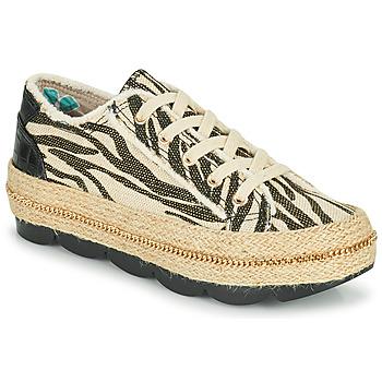 Shoes Women Low top trainers Café Noir ENVIA Black