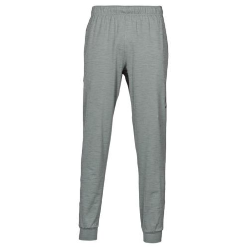 Clothing Men Tracksuit bottoms Nike NY DF PANT Grey / Black