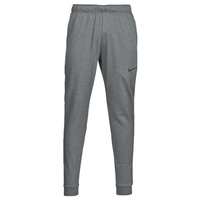 Clothing Men Tracksuit bottoms Nike DF PNT TAPER FL Grey / Black