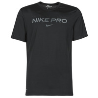 Clothing Men Short-sleeved t-shirts Nike DB TEE NIKE PRO Black / Grey