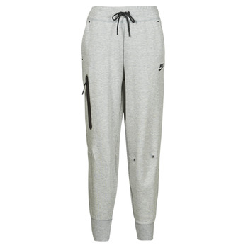 Clothing Women Tracksuit bottoms Nike NSTCH FLC ESSNTL HR PNT Grey / Black