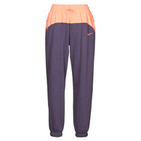 Clothing Women Tracksuit bottoms Nike NSICN CLSH JOGGER MIX HR Purple / Pink