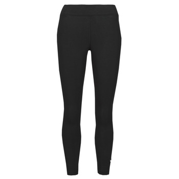 Clothing Women Leggings Nike NSESSNTL 7/8 MR LGGNG Black / White