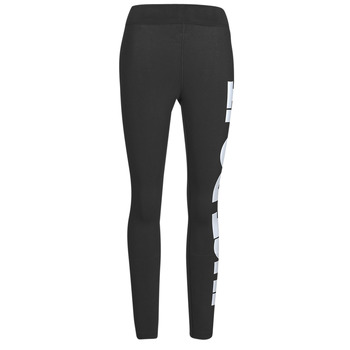 Clothing Women Leggings Nike NSESSNTL GX HR LGGNG JDI Black / White