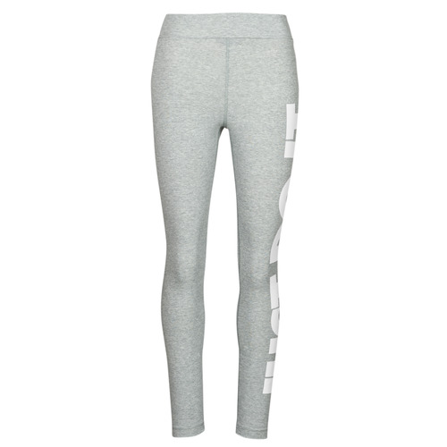 Clothing Women Leggings Nike NSESSNTL GX HR LGGNG JDI Grey / White