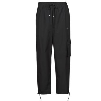 Clothing Women Tracksuit bottoms Nike NSICN CLASH PANT CANVAS HR Black / Grey