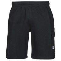Clothing Men Shorts / Bermudas Nike NSCLUB BB CARGO SHORT Black
