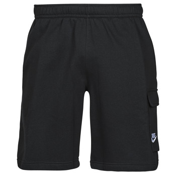 Clothing Men Shorts / Bermudas Nike NSCLUB BB CARGO SHORT Black