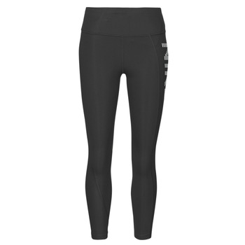 Clothing Women Leggings Nike AIR EPIC FAST TGHT 7_8 Black / Silver