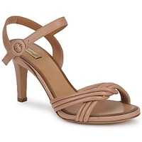 Shoes Women Sandals Eva Turner  Brown / Frozen