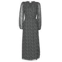 Clothing Women Long Dresses Vila VICELIMA Black