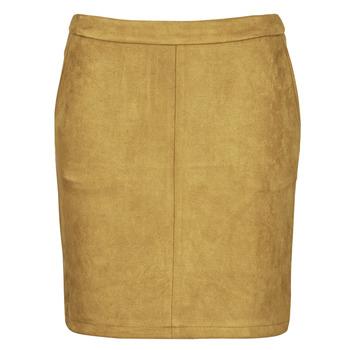 Clothing Women Skirts Vila VIFADDY Cognac