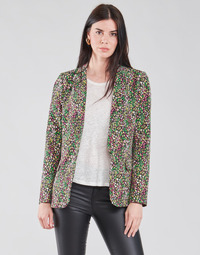 Clothing Women Jackets / Blazers Vila VICLOSER Black / Multicolour