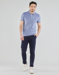 Clothing Men Chinos Selected SLHSLIM-MILES FLEX Marine