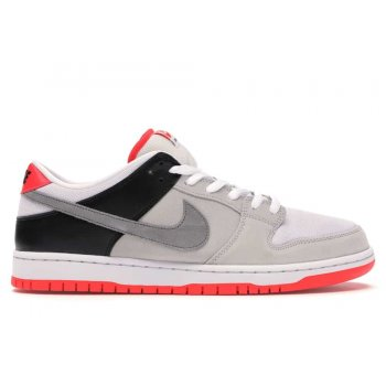 Shoes Low top trainers Nike SB Dunk Low Infrared NEUTRAL GREY/COOL GREY-BLACK-INFRARED