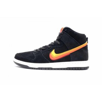 Shoes Hi top trainers Nike SB Dunk High