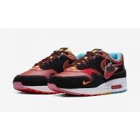 Shoes Low top trainers Nike Air Max 1 NYC Chinatown Black/Multicolor