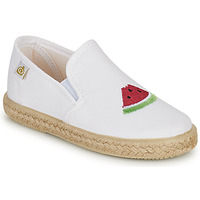 Shoes Girl Flat shoes Citrouille et Compagnie OFADA White