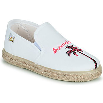 Shoes Girl Flat shoes Citrouille et Compagnie OWAT White
