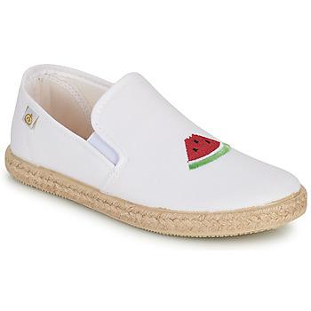Shoes Girl Flat shoes Citrouille et Compagnie OFADA White