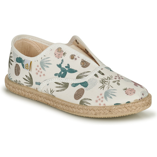 Shoes Girl Low top trainers Citrouille et Compagnie OWAKA Multicoloured