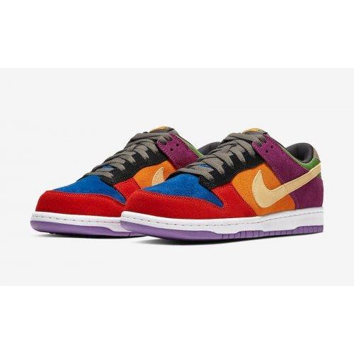 Shoes Low top trainers Nike SB Dunk Low Viotech Viotech/Viotech