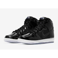 Shoes Hi top trainers Nike SB Dunk High Space Jam Black/Black-Concord-White