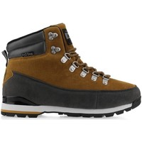 Shoes Men Mid boots Monotox Norwood Brown