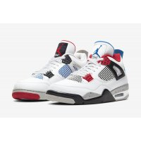 Shoes Low top trainers Nike Air Jordan 4