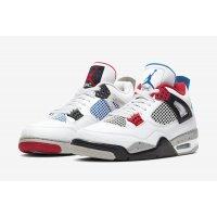 Shoes Low top trainers Nike Air Jordan 4
