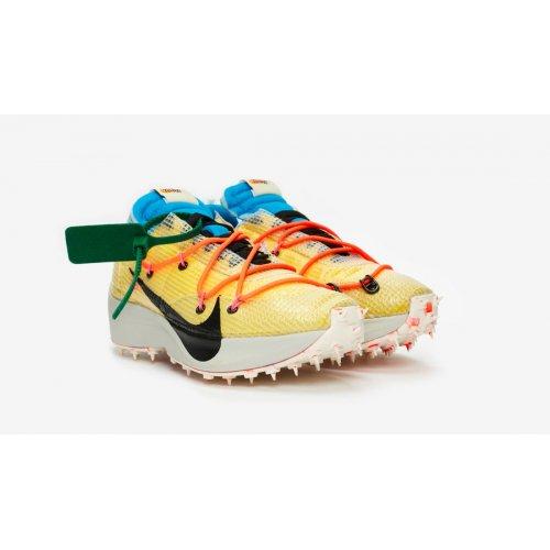 Shoes Low top trainers Nike Air Vapor Street Tour Yellow Tour Yellow/Black-Light Bone