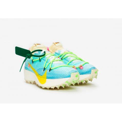 Shoes Low top trainers Nike Air Vapor Street Tour Polarized Blue Polarized Blue/Tour Yellow-Sail