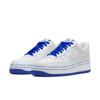 Shoes Low top trainers Nike Air Force 1 Low More Then White/Lapis Blue
