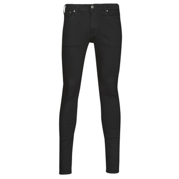 Clothing Men Slim jeans Jack & Jones JJITOM Black