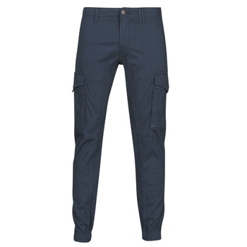 Clothing Men Cargo trousers Jack & Jones JJIPAUL Marine