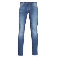 Clothing Men Slim jeans Jack & Jones JJIGLENN Blue / Medium