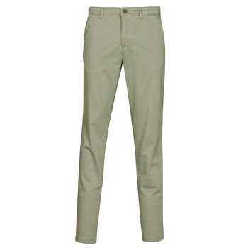 Clothing Men Chinos Jack & Jones JJIMARCO Kaki