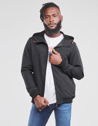 Clothing Men Jackets Jack & Jones JCOALU Black