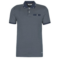 Clothing Men Short-sleeved polo shirts Jack & Jones JPRBLABOLTON Marine
