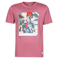 Clothing Men Short-sleeved t-shirts Jack & Jones JORDAAYS Pink