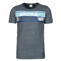 Clothing Men Short-sleeved t-shirts Jack & Jones JCONICCO Marine