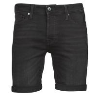 Clothing Men Shorts / Bermudas Jack & Jones JJIRICK Black