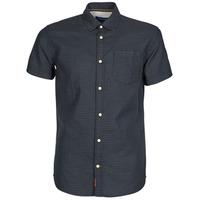 Clothing Men Short-sleeved shirts Jack & Jones JORABEL Marine