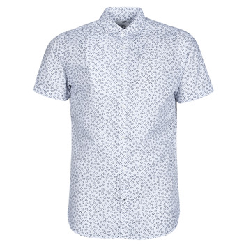 Clothing Men Short-sleeved shirts Jack & Jones JPRBLASUMMER White
