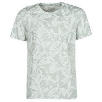 Clothing Men Short-sleeved t-shirts Jack & Jones JORLEFO Grey
