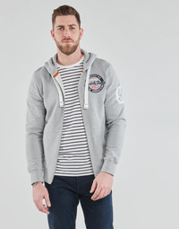 Clothing Men Sweaters Jack & Jones JJRAMING Grey